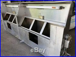 11.5' Stainless Steel Restaurant Commercial Kitchen Grease Exhaust Vent/Hood
