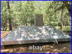 15ft Stainless Steel Commercial Kitchen Hood