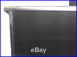 16 Gauge Commercial Kitchen Utility Sink Stainless Steel 36 x 24 x 14 Bowl