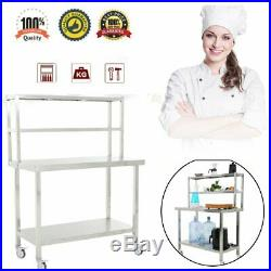 36 x 90 Commercial Stainless Steel Work Table Food Prep Kitchen Restaurant xg