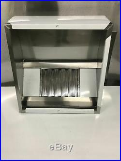 Commercial Kitchen Extractor Stainless Steel Canopy choose size 2ft 3ft 4ft 5ft