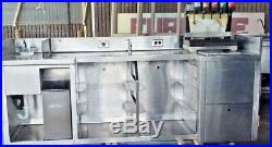 Commercial Restaurant & Kitchen Stainless Steel Bussing Station