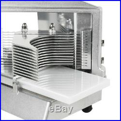 Commercial Tomato Slicer 3/16Cutting Machine Stainless Steel Blade for Kitchen