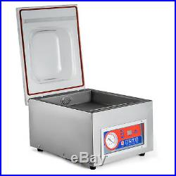 Commercial Vacuum Sealer Machine Sealing Packaging Packing Home Kitchen Food
