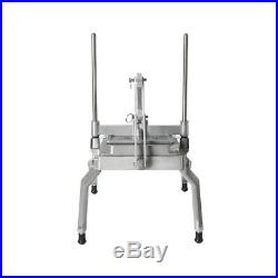 Commercial Vegetable Cutter Cutting Machine Stainless Steel Blade Kitchen Tool