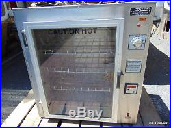 Deluxe Convection Baking Oven / Stainless Steel Commercial Kitchen Equipment