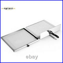 Electric Pizza Oven Stainless Steel Pizza Baker Snack Pan For kitchen Commercial