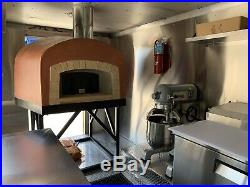 Fire Wood Pizza Brand New Commercial Kitchen(free delivery) USA