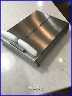 Handee Cheese Cutter cutting board Slicer 34 x 28cm Stainless Steel Commercial