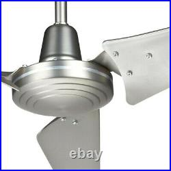 Industrial Ceiling Fan Commercial Outdoor Indoor 60 With Remote Control Steel