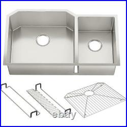 Kohler Strive Double Undermount Kitchen Sink 5285 Includes Rack and Accessories