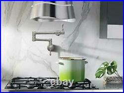 MSTJRY Pot Filler Faucet Wall Mount Stainless Steel Commercial Kitchen Faucet Do