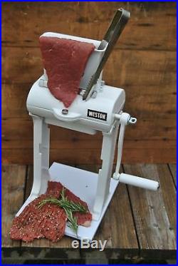 Meat Cuber & Tenderizer Commercial Machine Weston Kitchen Cooking Buthcer