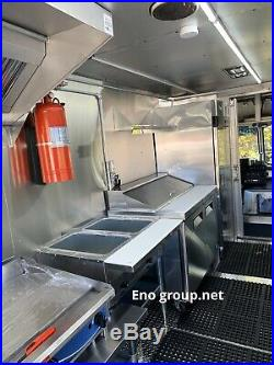 Mobile Brand New Food Truck Commercial Kitchen (Free Delivery) USA