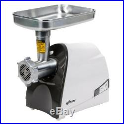 New Weston Meat Grinder Heavy Duty Electric Stainless Steel Commercial Kitchen