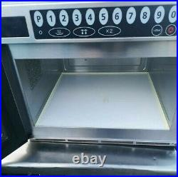 Samsung Commercial Kitchen Microwave CM1929 1850w Stainless Steel