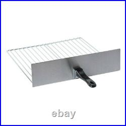 Stainless Steel Pizza Oven Commercial Kitchen Countertop Toaster Oven 120V