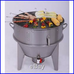 Stainless Steel Roast Duck Oven commercial Equipment Cook Charcoal Kitchen Home