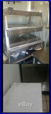 Used stainless steel commercial kitchen equipment