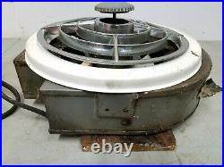 Vintage Berns Air King Commercial Kitchen Diner Wall Ceiling Exhaust Fan
